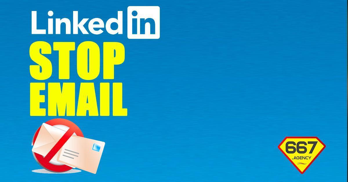 Linkedin esportazione email bloccato