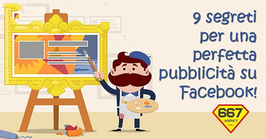 Facebook ADS: 9 segreti per una inserzione di successo!