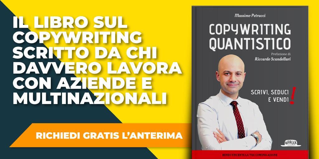 Libro Copywriting Quantistico