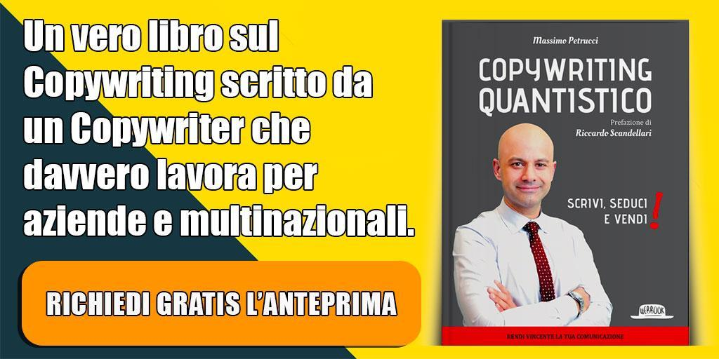 Libro Copywriting PDF italiano