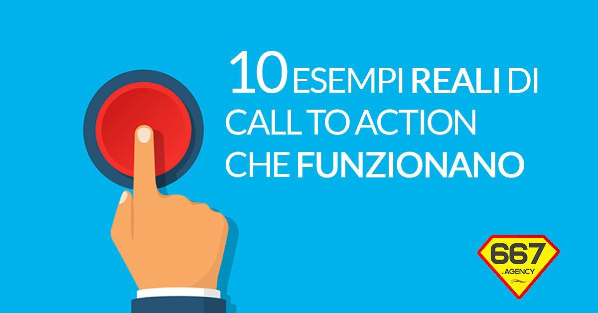 call to action che funzionano esempi