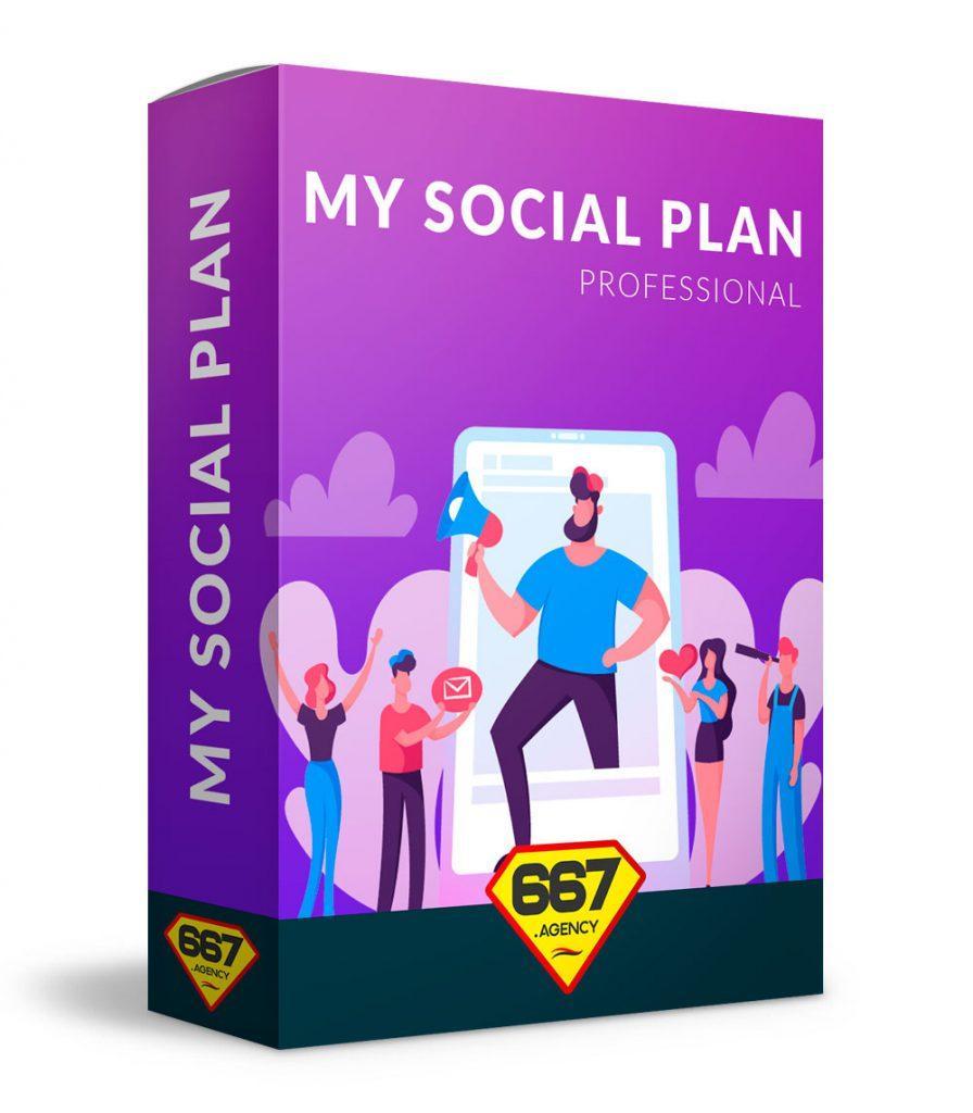 Calendario Social 2020 tool automatico