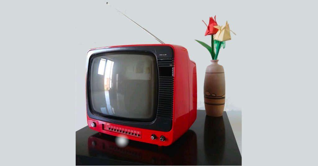 tv color anni 70