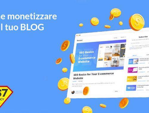 come fare soldi con il blog