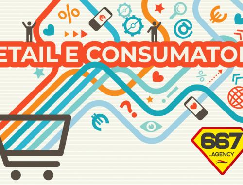 retail, consumatori ecommerce