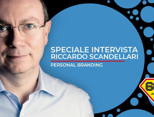 Riccardo Scandellari Personal Branding Intervista