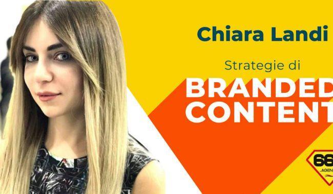 Chiara Landi Branded Content