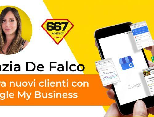 Primo su Google con Google My Business
