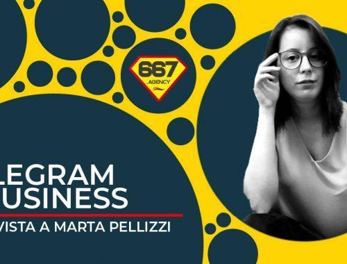 come funziona telegram intervista a Marta Pellizzi