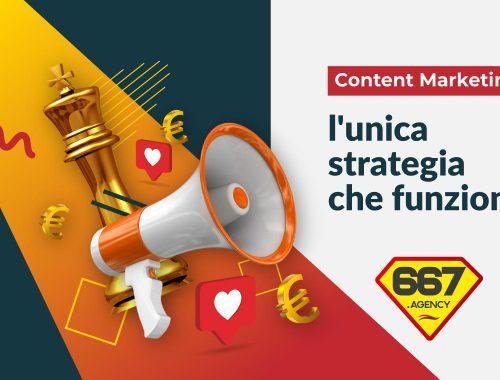 Content Marketing Strategia che funziona