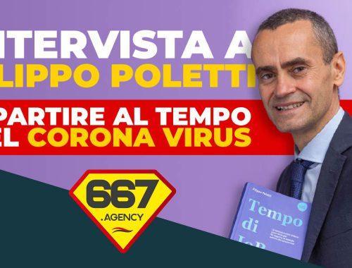 Filippo Poletti Tempo di IoP intervista