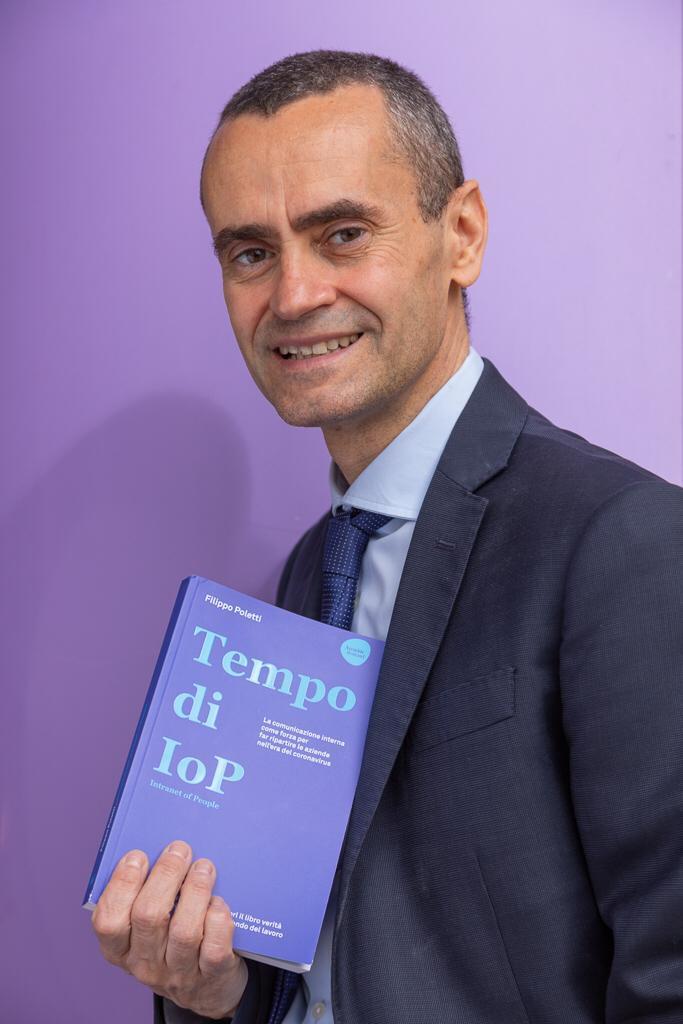 """Filippo Poletti, Tempo di IoP. Intervista per """"Mai dire 30 min di Marketing"""" con Massimo Petrucci e Giuseppe Franco."""