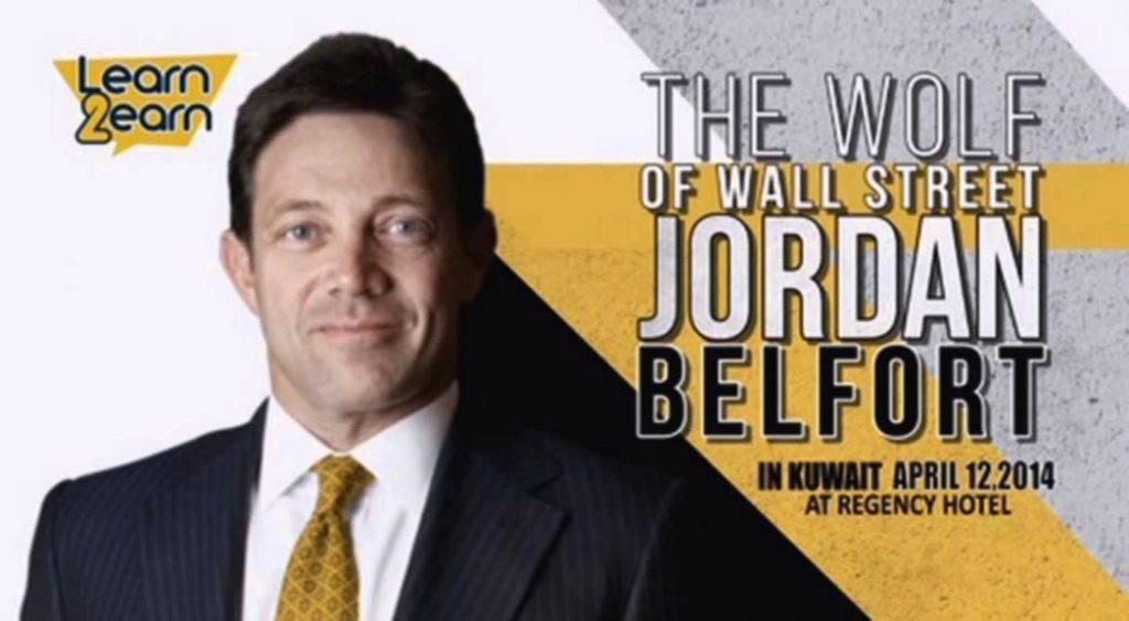 I segreti delle vendita: Jordan Belfort