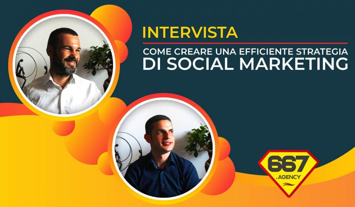 Social Media Marketing Strategie Vincenti