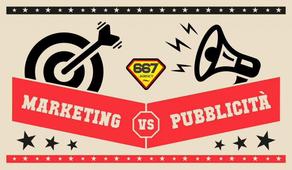marketing e pubblicità