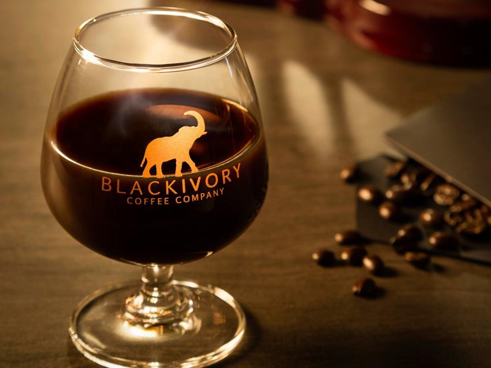Marketing Caffè: Black Ivory Coffee