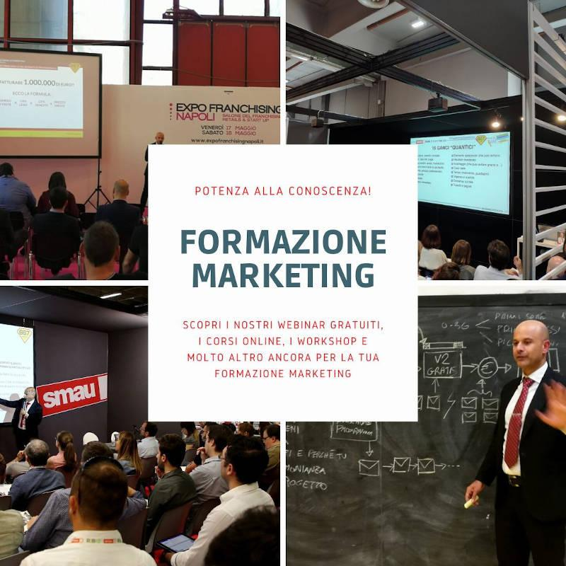 FORMAZIONE MARKETING
