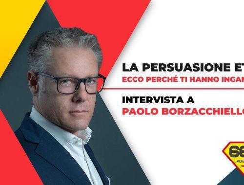 Paolo Borzacchiello HCE la scienza delle interazioni umane