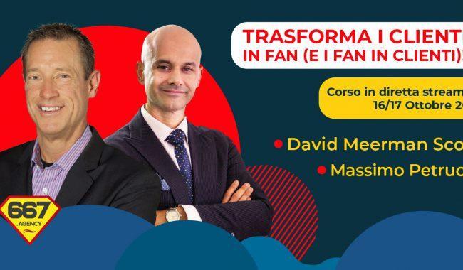 David Meerman Scott Corso Italia 2020