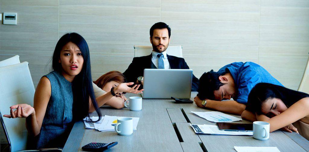 come pianificare le riunioni