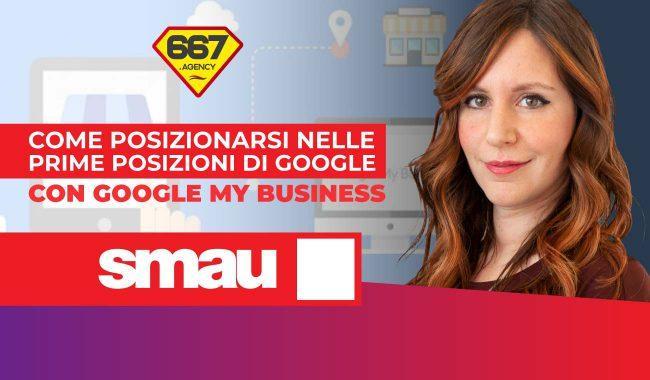 Smau 2020 Google My Business Cinzia De Falco Local Marketing
