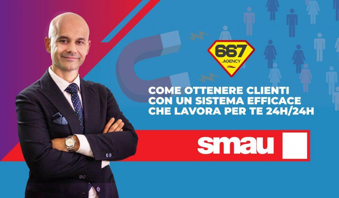 smau 2020 Lead Generation Massimo Petrucci