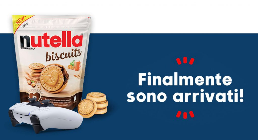 Il Marketing Strategico di Playstation 5 e Nutella Biscuits