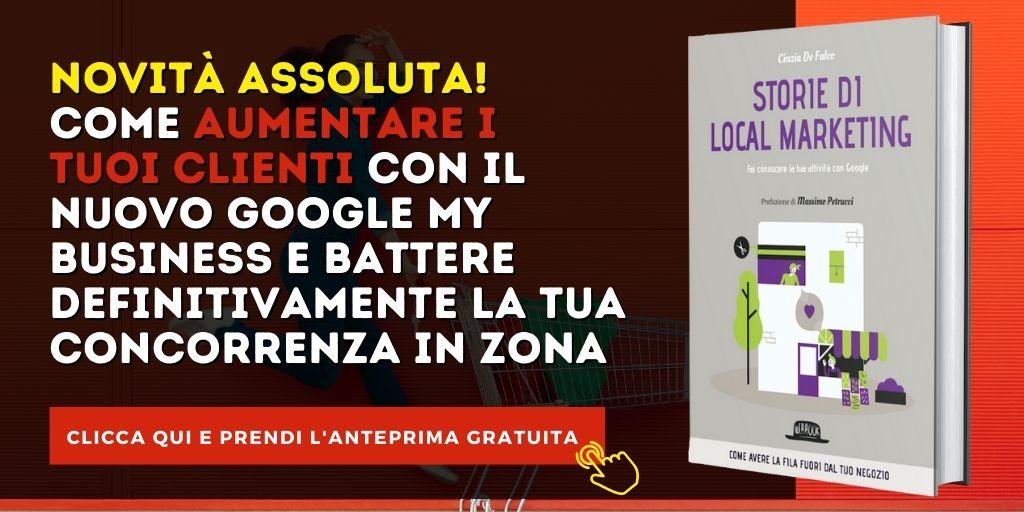 Manuale Google My Business in Italiano di Cinzia De Falco