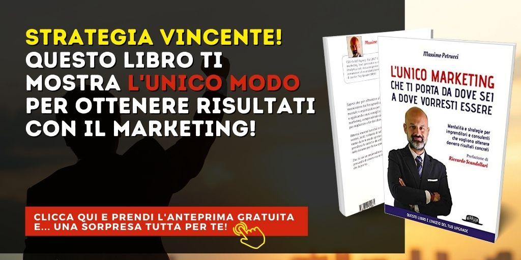 Libro Strategia Marketing italiano Massimo Petrucci