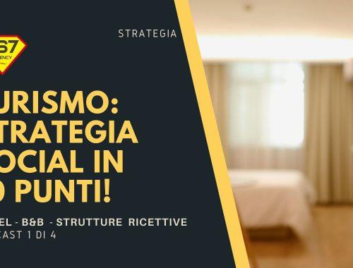Turismo: strategia di social media marketing su Facebook