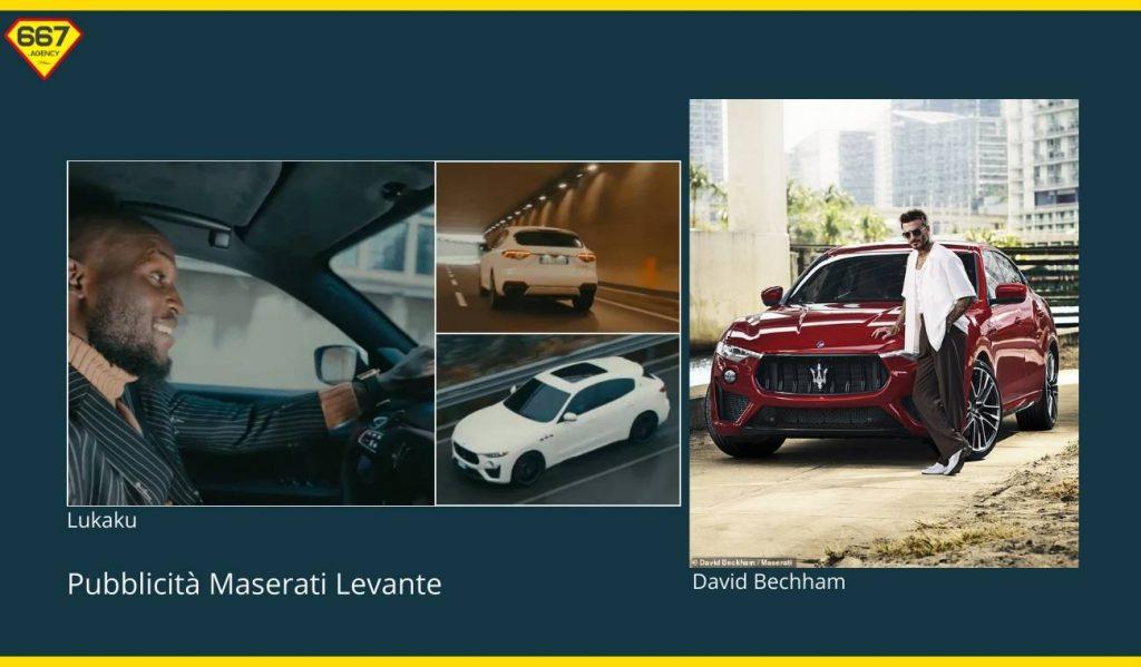 Pubblicità Maserati Levante | 667.Agency