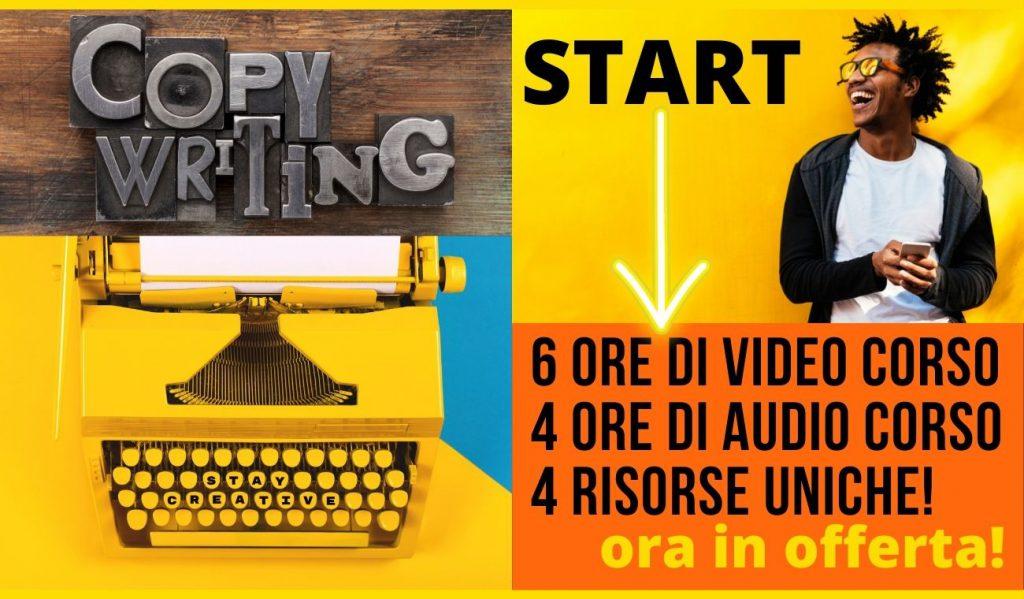 Corso Copywriting Start